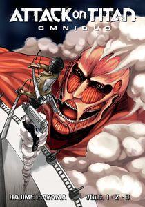 [Attack On Titan: Omnibus 1 (Volumes 1-3) (Product Image)]