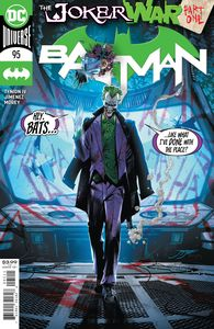 [Batman #95 (Joker War) (Product Image)]