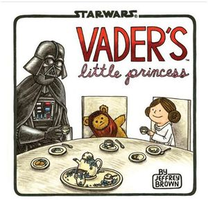 [Vader's Little Princess (Hardcover - Mini Print Edition) (Product Image)]