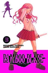 [Bamboo Blade: Volume 3 (Product Image)]