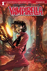 [Vampirella #8 (Cover A Tan) (Product Image)]
