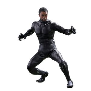 [Marvel: Hot Toys Action Figure: Black Panther (Product Image)]