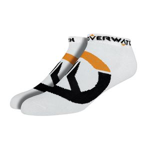 [Overwatch: Socks 3-Pack: Logo White (Product Image)]