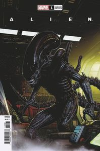 [Alien #1 (Finch Launch Variant) (Product Image)]