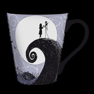 [The Nightmare Before Christmas: Mug: Jack & Sally (Product Image)]