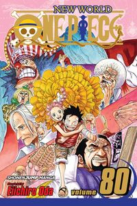 [One Piece: Volume 80 (Product Image)]