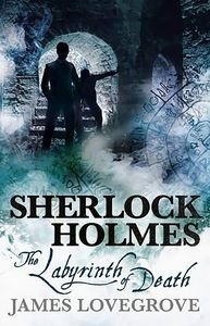 [Sherlock Holmes: The Labyrinth Of Death (Product Image)]