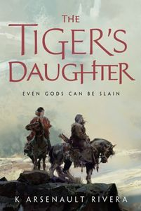 [Their Bright Ascendency: Book 1: The Tiger's Daughter (Product Image)]