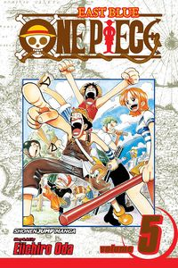 [One Piece: Volume 5 (Product Image)]