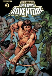 [Greatest Adventure #2 (Cover B Zircher) (Product Image)]