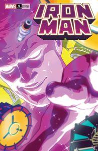 [Iron Man #5 (Aco Variant) (Product Image)]