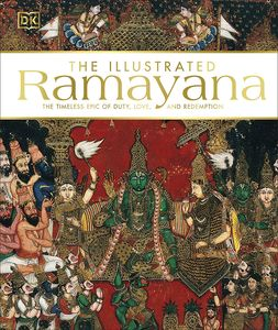 [The Illustrated Ramayana (Hardcover) (Product Image)]