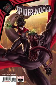 [Spider-Woman #7 (King In Black) (Product Image)]