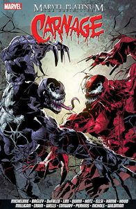 [Marvel Platinum: The Definitive Carnage (Product Image)]