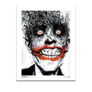 [DC: Batman: 11x14 Art Print: Joker By Jock (Product Image)]