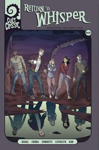 [Cult Classic: Return To Whisper #4 & #5 (Double Feature) (Product Image)]