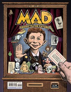 [Mad Magazine #19 (Product Image)]