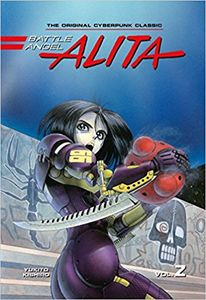 [Battle Angel Alita: Deluxe Edition: Volume 2 (Product Image)]