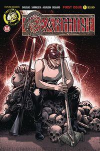 [The cover for Carmine #1 (Cover A Sarraseca)]
