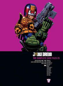 [2000AD: Judge Dredd: Complete Case Files: Volume 25 (Product Image)]