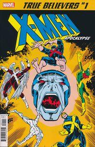 [True Believers: X-Men: Apocalypse #1 (Product Image)]