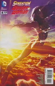 [Sensation Comics Featuring Wonder Woman #4 (Product Image)]