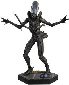 [Alien/Predator: Figure Collection Magazine #1 Alien Xenomorph (Product Image)]