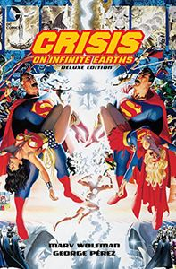 [Crisis On Infinite Earths (Deluxe Edition Hardcover) (Product Image)]