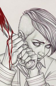 [Something Is Killing The Children #16 (Cover D Frison Sketch Variant) (Product Image)]