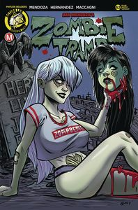 [Zombie Tramp: Ongoing #62 (Cover C Garcia Variant) (Product Image)]