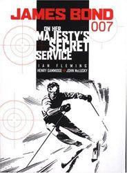 [James Bond: On Her Majesty's Secret Service (Product Image)]