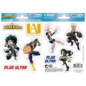 [My Hero Academia: Stickers: UA High School (Product Image)]