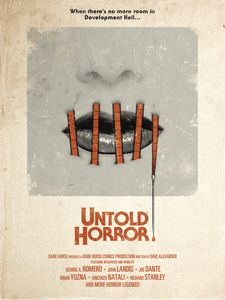 [Untold Horror (Hardcover) (Product Image)]