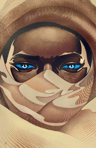 [Dune: House Atreides #4 (Del Mundo Variant) (Product Image)]