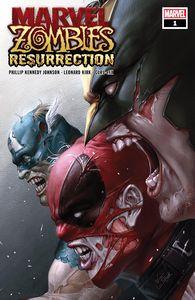 [Marvel Zombies: Resurrection #1 (Product Image)]