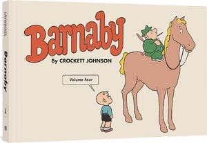 [Barnaby: Volume 4 (Hardcover) (Product Image)]