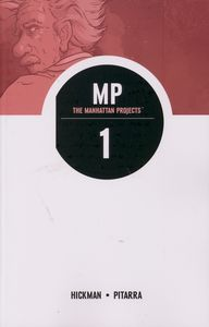 [The Manhattan Projects: Volume 1: Science Bad (Product Image)]