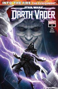 [Star Wars: Darth Vader #6 (Product Image)]