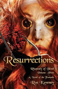 [Rhapsody Of Blood: Book 3: Resurrections (Product Image)]