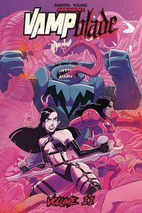 [Vampblade: Volume 11: Battle Friends (Product Image)]