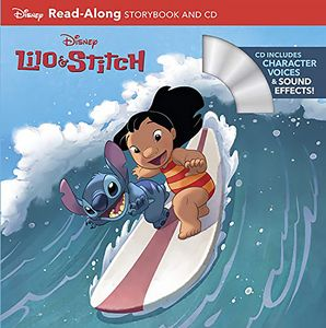 [Lilo & Stitch: Read-Along Storybook & CD (Product Image)]