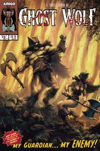 [Ghost Wolf: Horde Of Fangs #2 (Product Image)]
