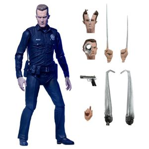 [Terminator 2: Action Figure: Ultimate T1000 (Product Image)]