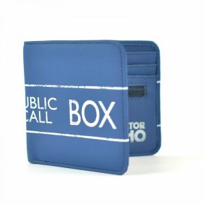 [Doctor Who: Wallet: TARDIS (Product Image)]