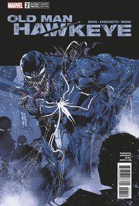 [Old Man Hawkeye #2 (2nd Printing Variant) (Product Image)]