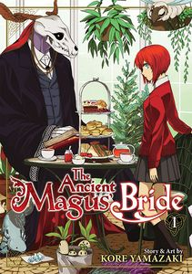 [The Ancient Magus' Bride: Volume 1 (Product Image)]