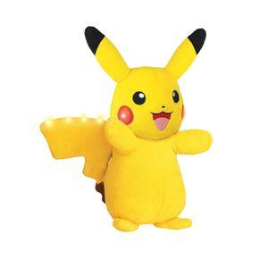 [Pokemon: Power Action Electronic Plush: Pikachu (Product Image)]