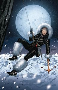 [Van Helsing Vs The Werewolf #2 (Cover A Chen) (Product Image)]