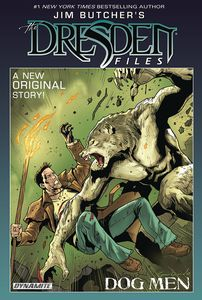 [The Dresden Files: Dog Men (Signed Hardcover) (Product Image)]