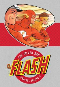 [The Flash: The Silver Age: Omnibus: Volume 3 (Hardcover) (Product Image)]